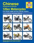 Chinese 125cc Motorcycles Haynes Manual Taiwan Korean Boation Jialing sym